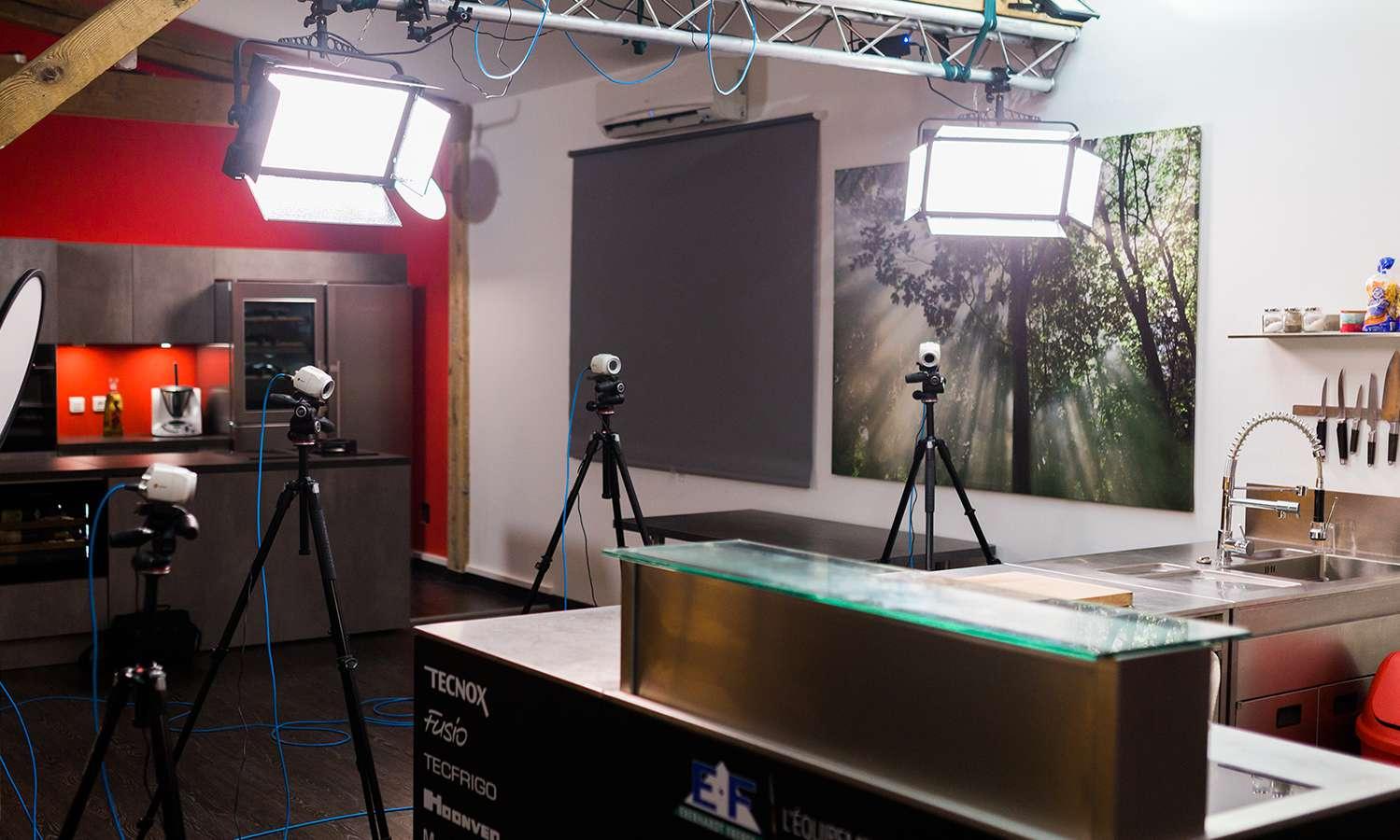 Studio tv cuisine professionnelle for Reglementation cuisine professionnelle